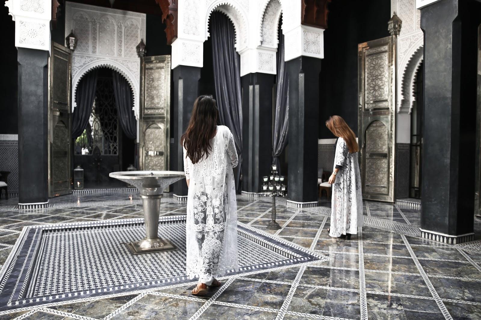 Royal Mansour Marrakech Luxury Hotel