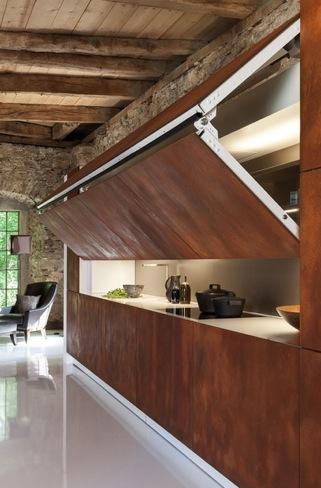 Marzua la cocina escondida de warendorf - Cocinas ocultas ...