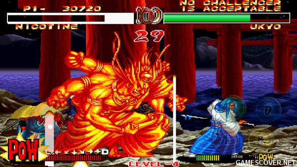 Samurai Shodown 2 Review / Gameplay