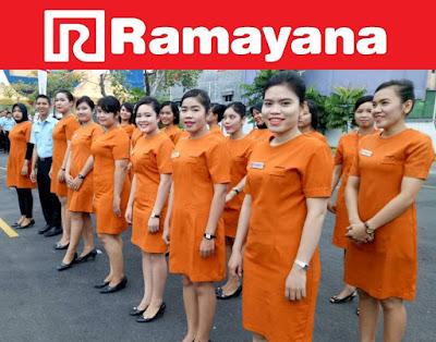 Lowongan Kerja PT. Ramayana Lestari Sentosa Tbk, Jobs: E-Commerce Specialist, Social Media Officer, Executive Secretary, Recruiter