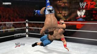 WWE 12 (X-BOX360)