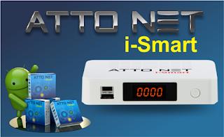 ATTO NET I-SMART NOVA ATUALIZAÇÃO #V20160907 ATTO%2BISMART