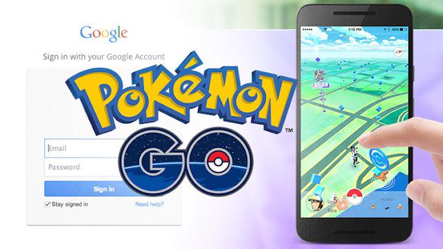 """Pokémon Go se apodera """"por error"""" de las cuentas de Google de sus usuarios"""