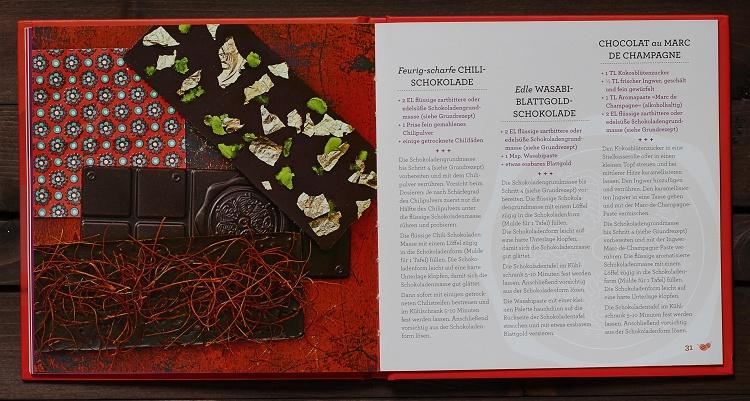 Rezension/Buchvorstellung Feinste Schokolade selber machen von ChocQlate 5