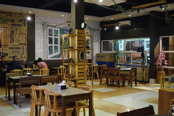 Micro Cafe Tanjung Balai