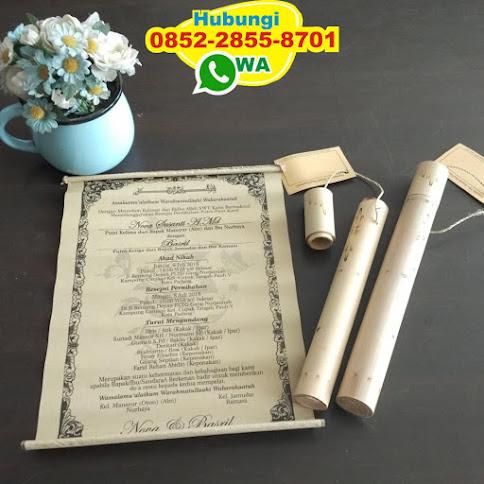 undangan bambu malang 53769