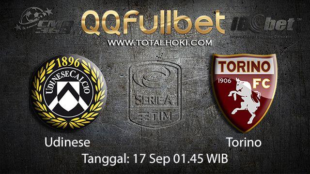 Prediksi Bola Jitu Udinese vs Torino 17 September 2018 ( Italian Serie A )