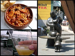 Comida y bebida en Oviedo