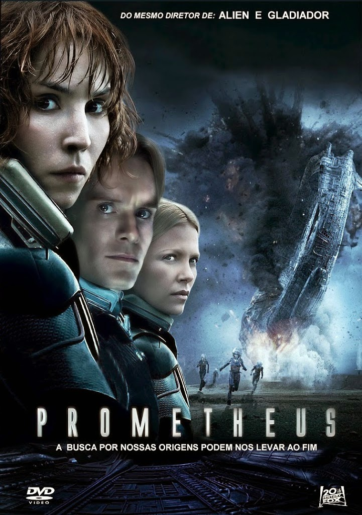 Prometheus โพรมีธีอุส [HD][พากย์ไทย]