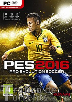 Baixar Capa Pro Evolution Soccer 2016