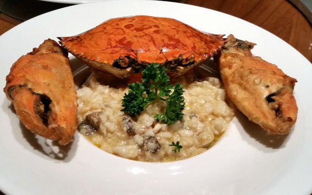 Butter Garlic Crab Ohm Avasa