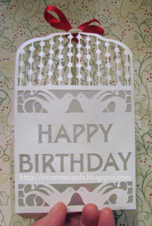Pop Up Birthday Cake Template Printable