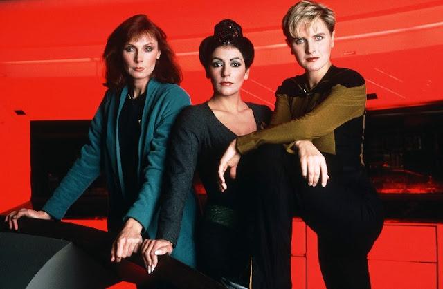 Star Trek e o Teste de Bechdel