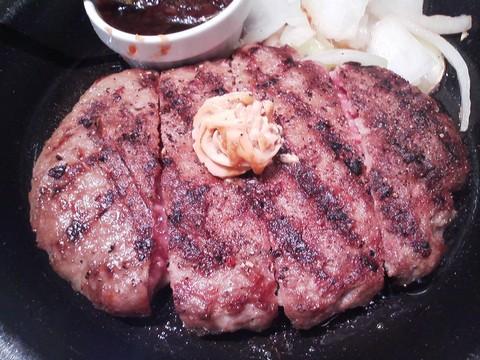 ワイルドハンバーグ2 いきなりステーキリーフウォーク稲沢店