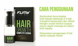 Serum rambut lelaki