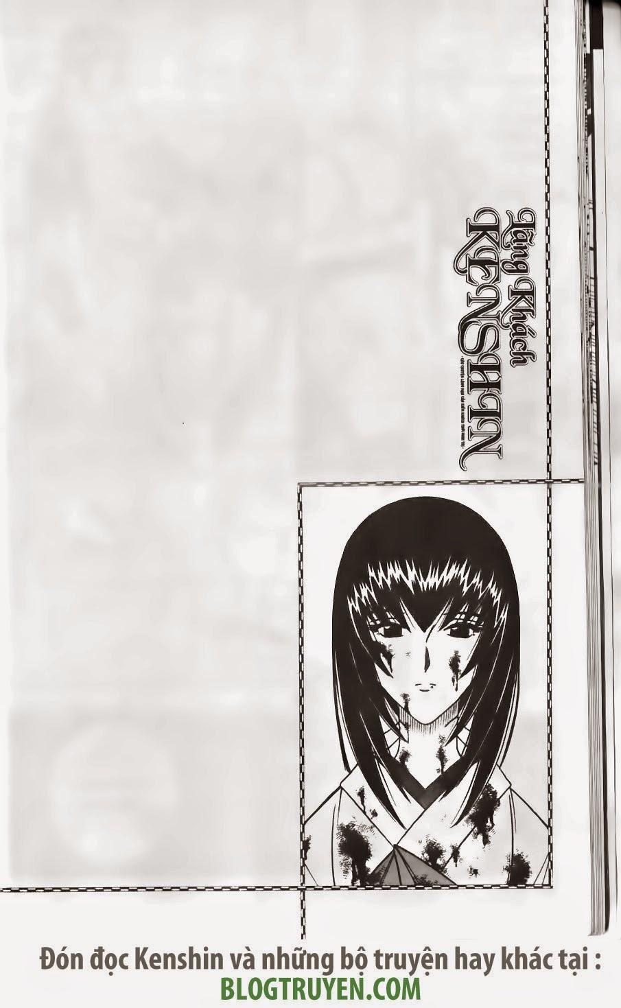 Rurouni Kenshin chap 168 trang 20