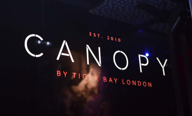 Canopy Lounge By Tiger Bay London @ Kuala Lumpur With The Entertainer