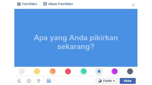 10 Jenis Posting Facebook Yang Sering Muncul Di Timeline