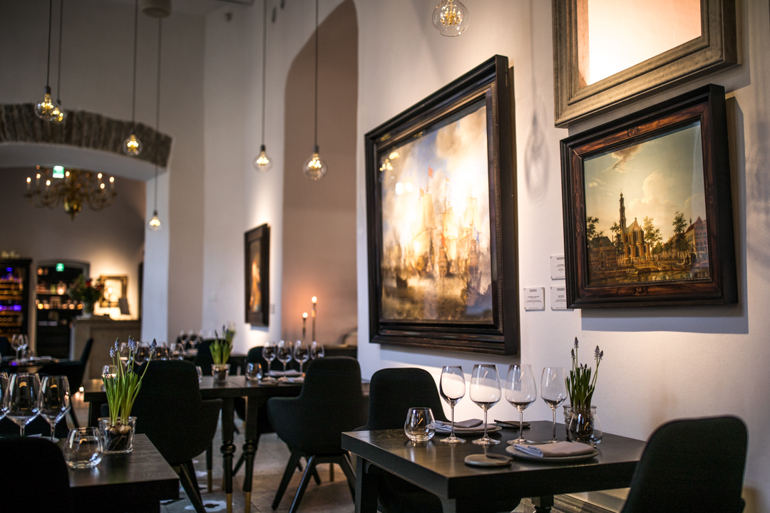 art priori restaurant tallinn