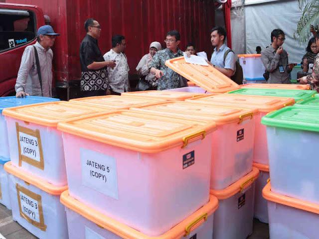 BPN Prabowo-Sandi Serahkan Bukti Tambahan ke Persidangan MK