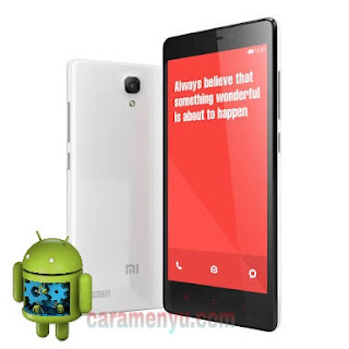 Cara Flash Xiaomi Redmi Note 4G (Single SIM) Via MiPhone Tool