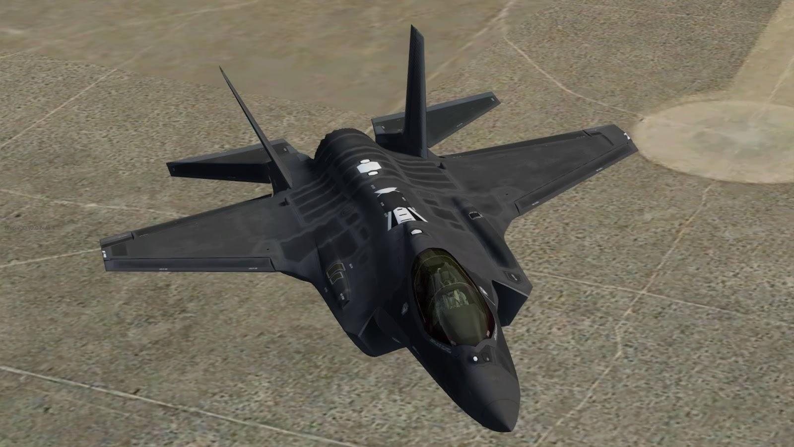 F-35 FLIGHT