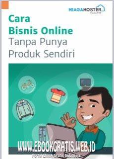 Ebook Bisnis Online Tanpa Punya Produk Sendiri