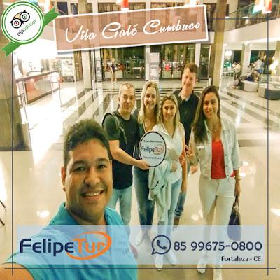 Recepção Vila Galé Cumbuco