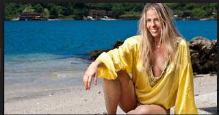 Adriane Galisteu debe volver al Carnaval de Río