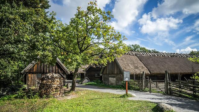 lo Skansen Open Museum