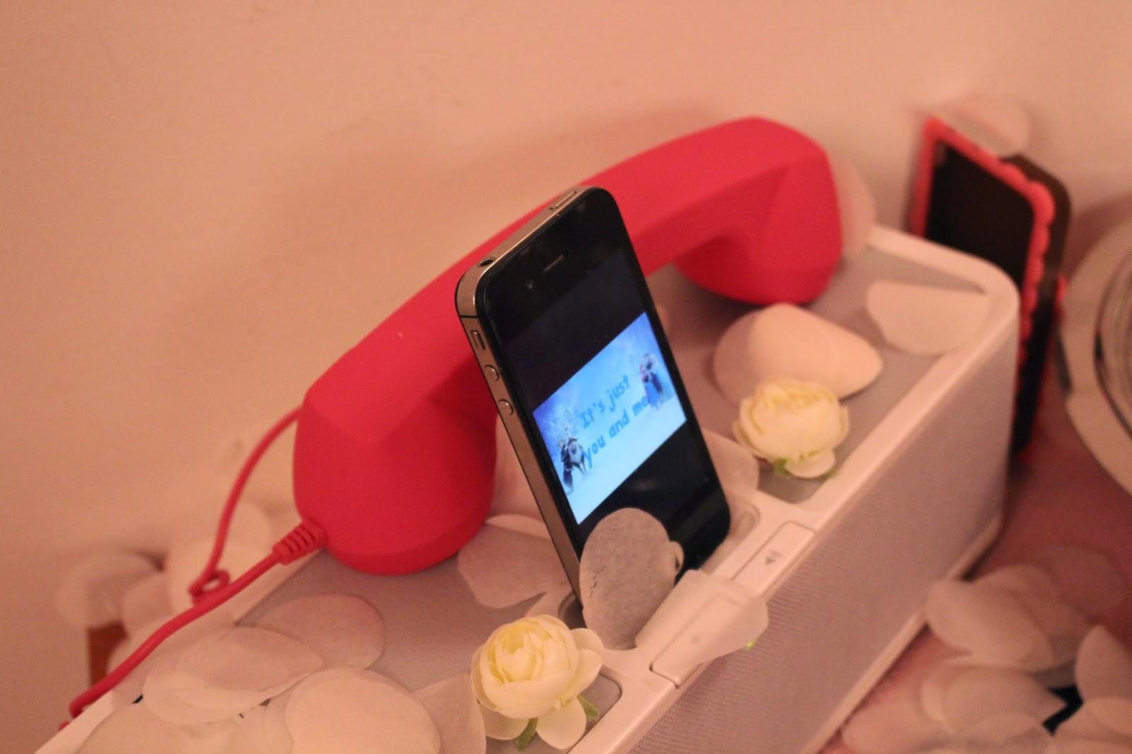 Phone And Confetti
