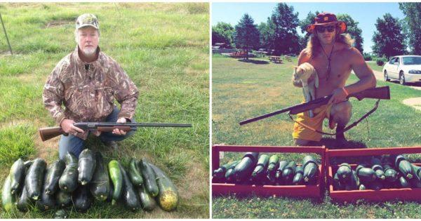 Vegan κυνηγοί σκοτώνουν ανυποψίαστα ραπανάκια και ποζάρουν μπροστά τους