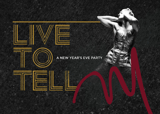Live To Tell. A New Year's Eve Party at Discovery Suites