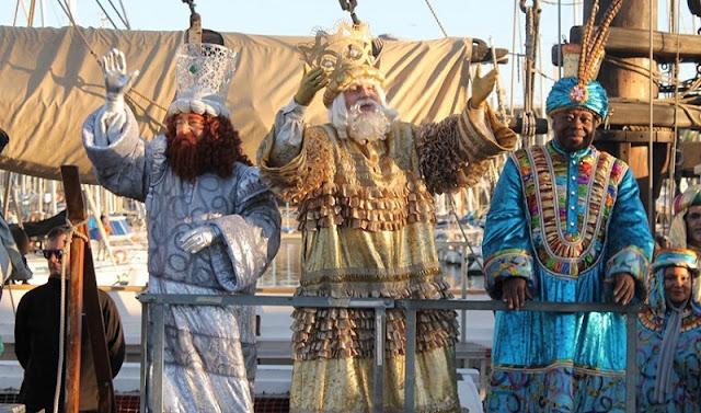 Dia de Reis em Barcelona