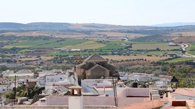 Vista desde el Mirador de Abades - Arcos de la Frontera