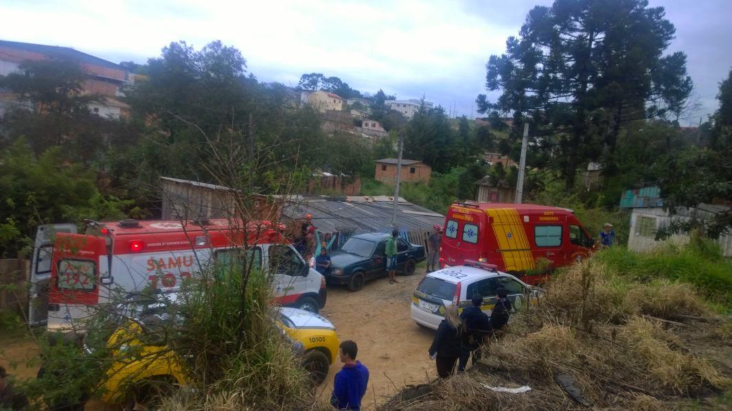 Noticias de Castro Paraná, Blog de Castro, Portal de Castro, Rapaz de Castro morre durante confornto com a PM em Ponta Grossa