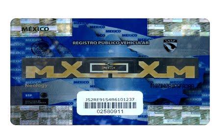 REPUVE.gob.mx consulta autos robados Mexico