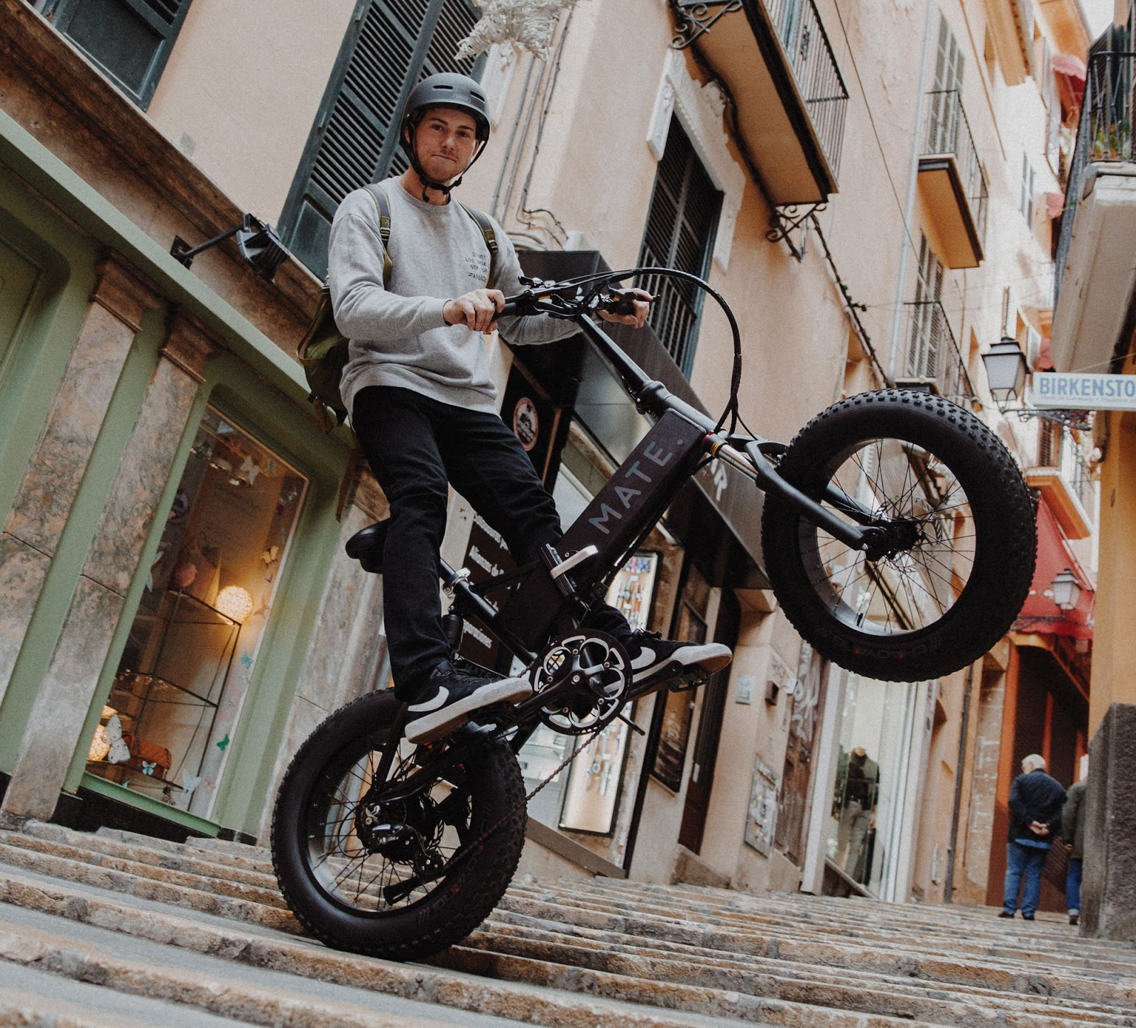 A Revolution In Urban Mobility Powered By Mate Bike