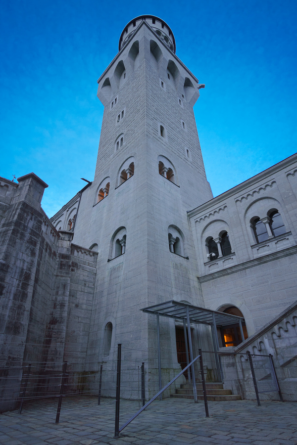 Luxor Tower One Bedroom Suite: LUXor PhotoART: Schloss / Castle Neuschwanstein