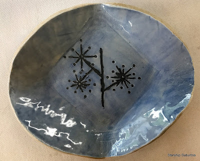Second Ceramic Plate