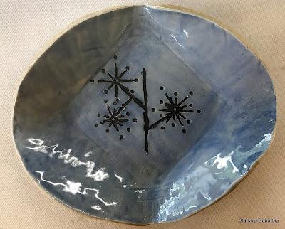 Second Ceramic Plate