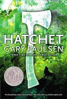 Order of Gary Paulsen Books