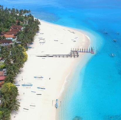 Dermaga Pulau Pisang