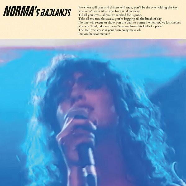 Norma, Clémentine Lamazères, badlands, festival cri de la mouette, toulouse, dandylions, LP, chanteuse Norma, espoir féminin 2017, lost & found