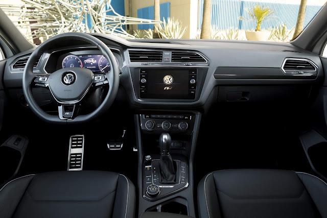 VW Tiguan 2019 R-Line 350 TSI