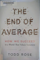 Book cover to Todd Rose's The End of Average