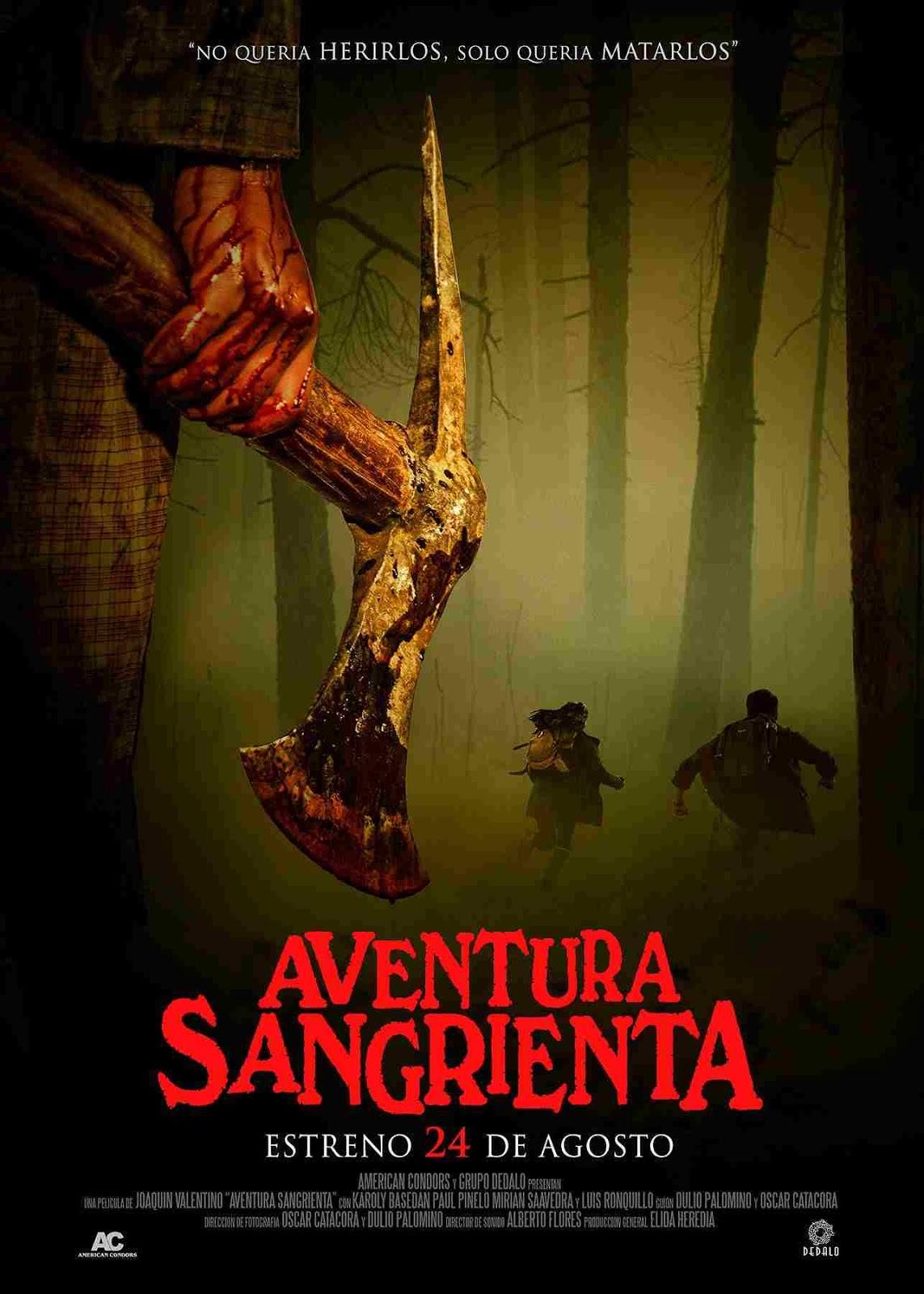 Aventura sangrienta (2017)