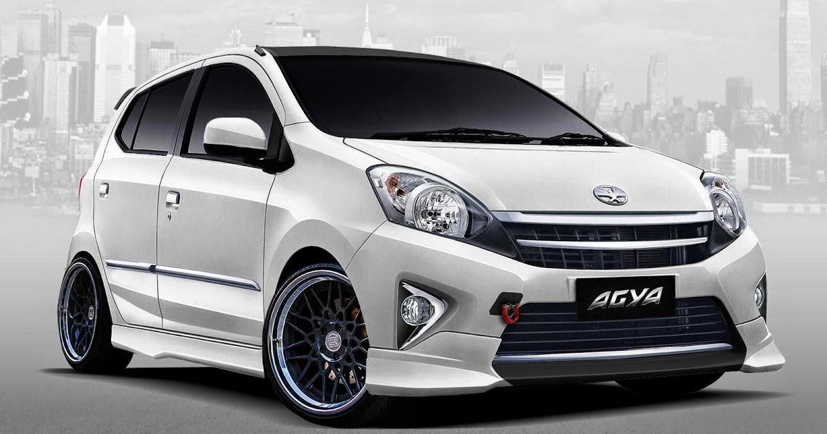 Daftar Harga Mobil Toyota Agya Terbaru Oktober 2020