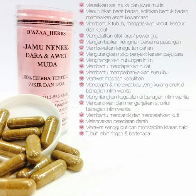 Review Jamu Nenek