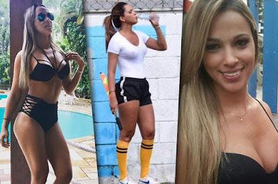 DENIS BUENO LA ARBITRO MAS SEXY